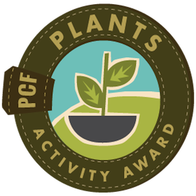 Plants Badge